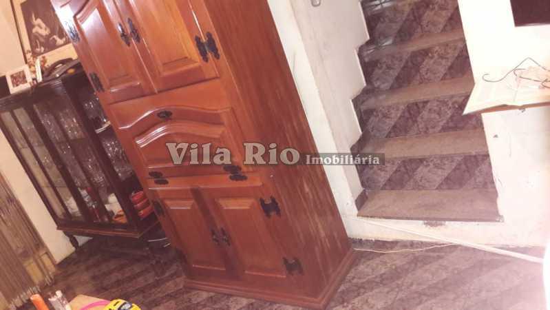 Sala3 - Casa de Vila 2 quartos à venda Tomás Coelho, Rio de Janeiro - R$ 178.000 - VCV20009 - 5