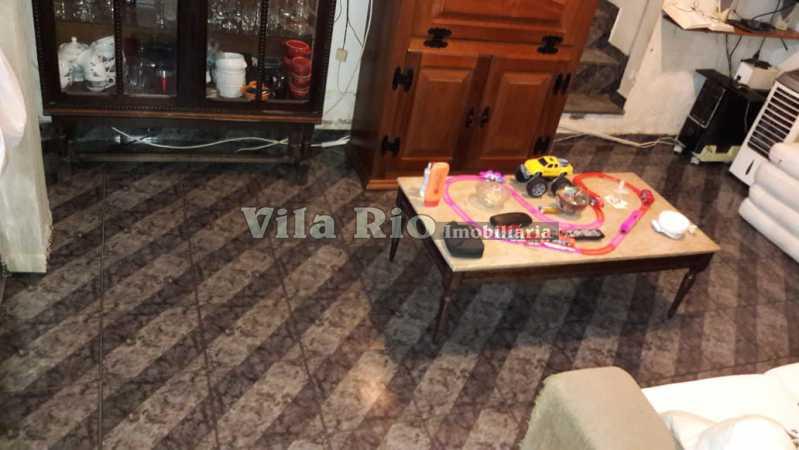 Sala4 - Casa de Vila 2 quartos à venda Tomás Coelho, Rio de Janeiro - R$ 178.000 - VCV20009 - 6