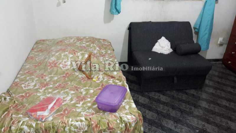 Quarto1.1 - Casa de Vila 2 quartos à venda Tomás Coelho, Rio de Janeiro - R$ 178.000 - VCV20009 - 8