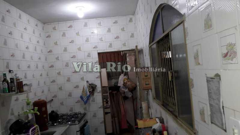 cozinha - Casa de Vila 2 quartos à venda Tomás Coelho, Rio de Janeiro - R$ 178.000 - VCV20009 - 10