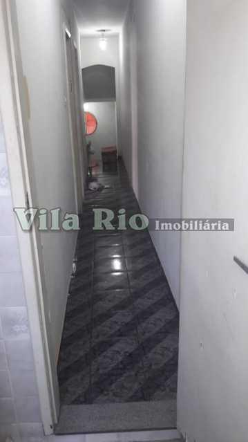 Circulação - Casa de Vila 2 quartos à venda Tomás Coelho, Rio de Janeiro - R$ 178.000 - VCV20009 - 18