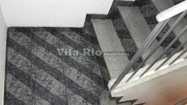 Escada acesso1 - Casa de Vila 2 quartos à venda Tomás Coelho, Rio de Janeiro - R$ 178.000 - VCV20009 - 20
