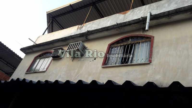 Fachada - Casa de Vila 2 quartos à venda Tomás Coelho, Rio de Janeiro - R$ 178.000 - VCV20009 - 21