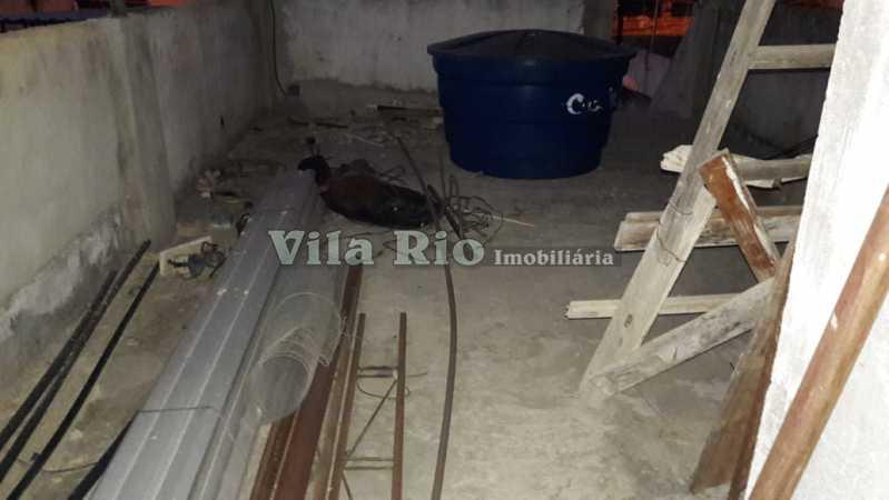 Terraço - Casa de Vila 2 quartos à venda Tomás Coelho, Rio de Janeiro - R$ 178.000 - VCV20009 - 23