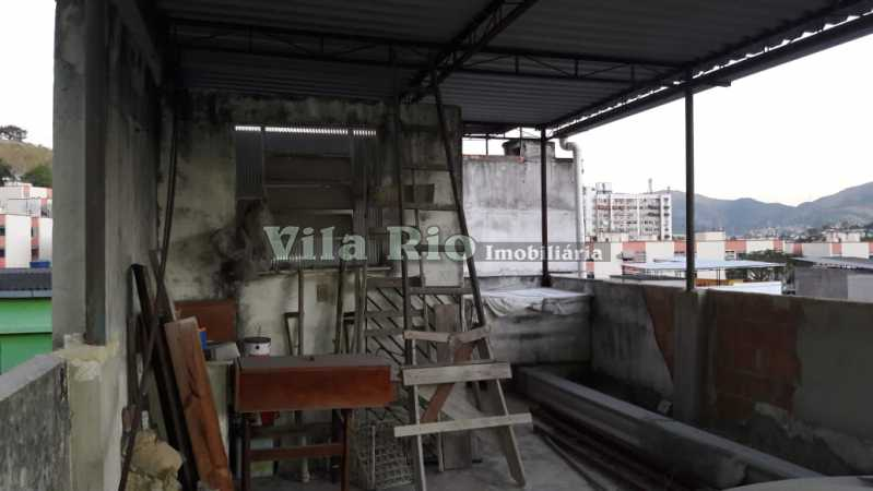 Terraço1 - Casa de Vila 2 quartos à venda Tomás Coelho, Rio de Janeiro - R$ 178.000 - VCV20009 - 24