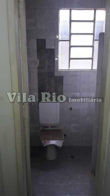 Segundo banheiro - Casa de Vila 2 quartos à venda Tomás Coelho, Rio de Janeiro - R$ 178.000 - VCV20009 - 15