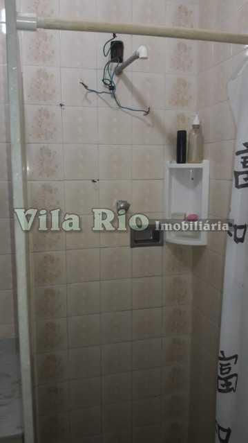 Banheiro.1 - Casa de Vila 2 quartos à venda Tomás Coelho, Rio de Janeiro - R$ 178.000 - VCV20009 - 12