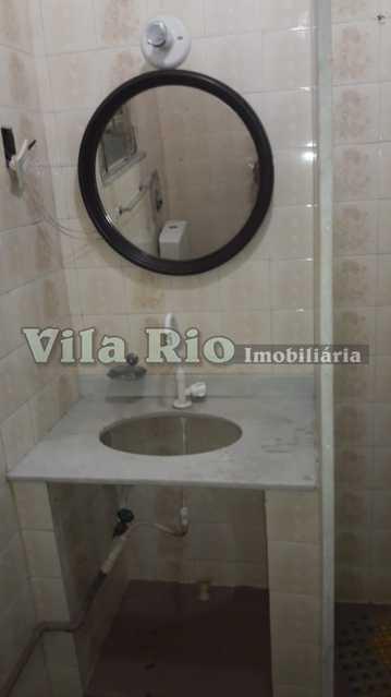 Banheiro.2 - Casa de Vila 2 quartos à venda Tomás Coelho, Rio de Janeiro - R$ 178.000 - VCV20009 - 13