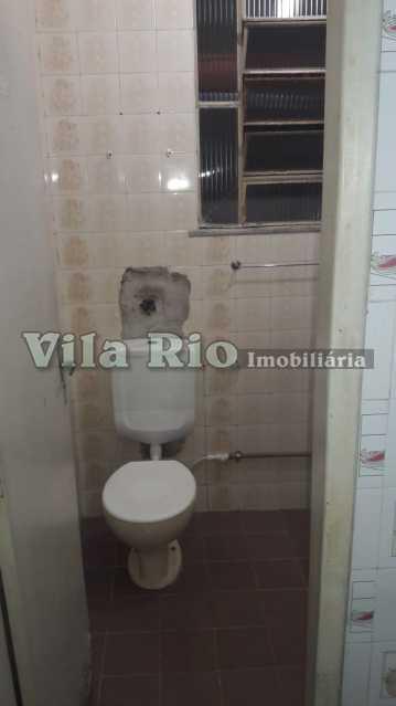 Banheiro.3 - Casa de Vila 2 quartos à venda Tomás Coelho, Rio de Janeiro - R$ 178.000 - VCV20009 - 14