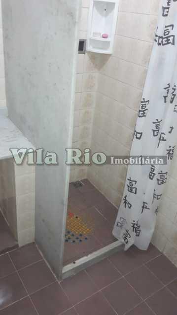 Banheiro - Casa de Vila 2 quartos à venda Tomás Coelho, Rio de Janeiro - R$ 178.000 - VCV20009 - 11