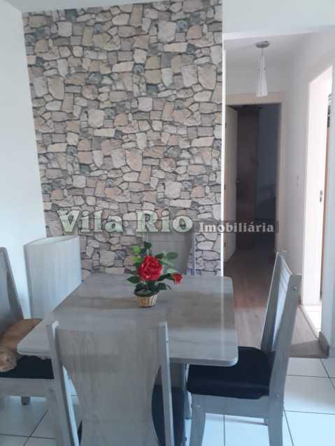 SALA1.2 - Apartamento 2 quartos à venda Guadalupe, Rio de Janeiro - R$ 150.000 - VAP20372 - 3
