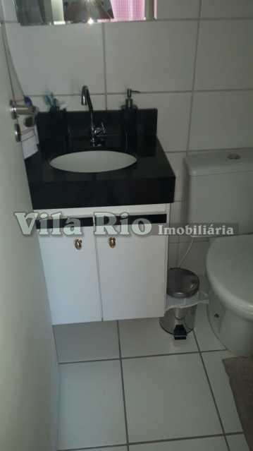 BANHEIRO - Apartamento 2 quartos à venda Guadalupe, Rio de Janeiro - R$ 150.000 - VAP20372 - 11