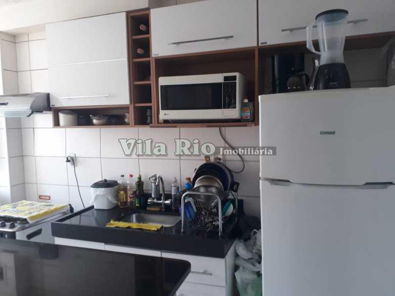 COZINHA - Apartamento 2 quartos à venda Guadalupe, Rio de Janeiro - R$ 150.000 - VAP20372 - 13