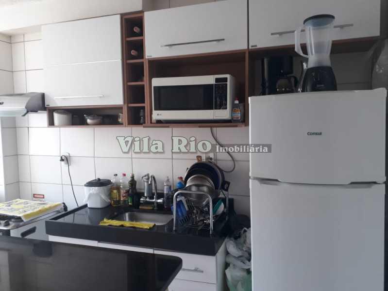 COZINHA1.1 - Apartamento 2 quartos à venda Guadalupe, Rio de Janeiro - R$ 150.000 - VAP20372 - 14