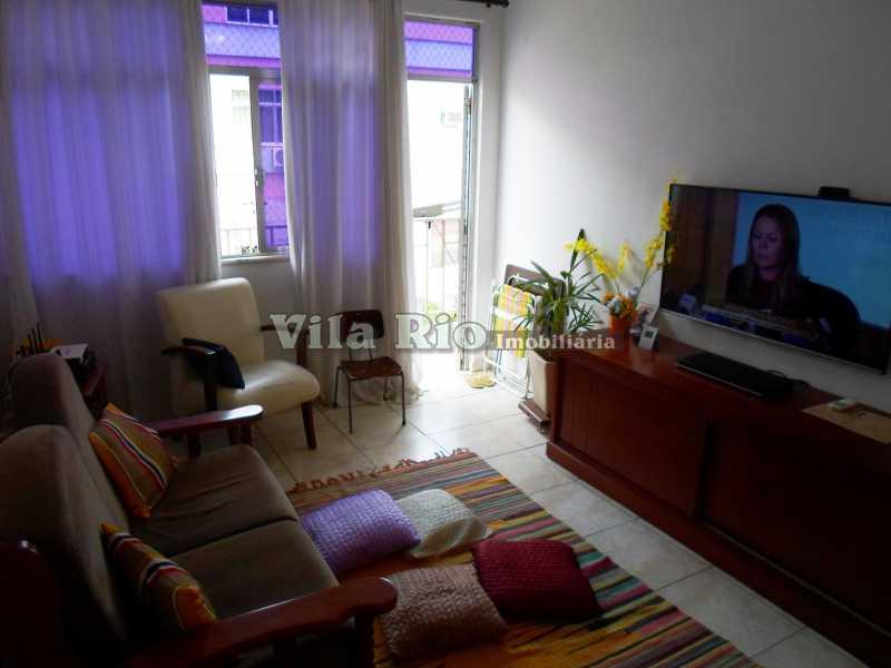 SALA 1 - Apartamento 2 quartos à venda Vista Alegre, Rio de Janeiro - R$ 430.000 - VAP20376 - 1