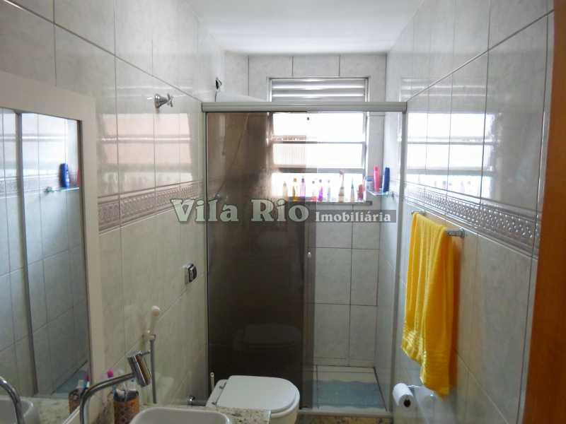 BANHEIRO 2 - Apartamento 2 quartos à venda Vista Alegre, Rio de Janeiro - R$ 430.000 - VAP20376 - 9
