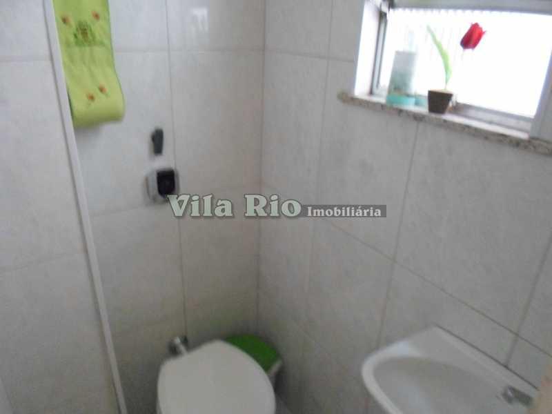 BANHEIRO - Apartamento 2 quartos à venda Vista Alegre, Rio de Janeiro - R$ 430.000 - VAP20376 - 10