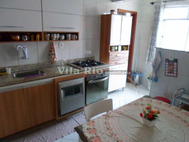 COZINHA 2 - Apartamento 2 quartos à venda Vista Alegre, Rio de Janeiro - R$ 430.000 - VAP20376 - 12