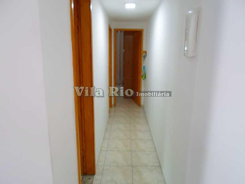 CIRCULAÇÃO - Apartamento 2 quartos à venda Vista Alegre, Rio de Janeiro - R$ 430.000 - VAP20376 - 16
