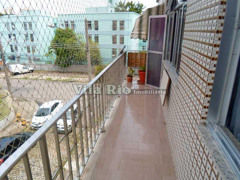 VARANDA 1 - Apartamento 2 quartos à venda Vista Alegre, Rio de Janeiro - R$ 430.000 - VAP20376 - 17