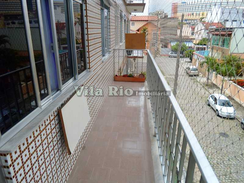 VARANDA 2 - Apartamento 2 quartos à venda Vista Alegre, Rio de Janeiro - R$ 430.000 - VAP20376 - 18