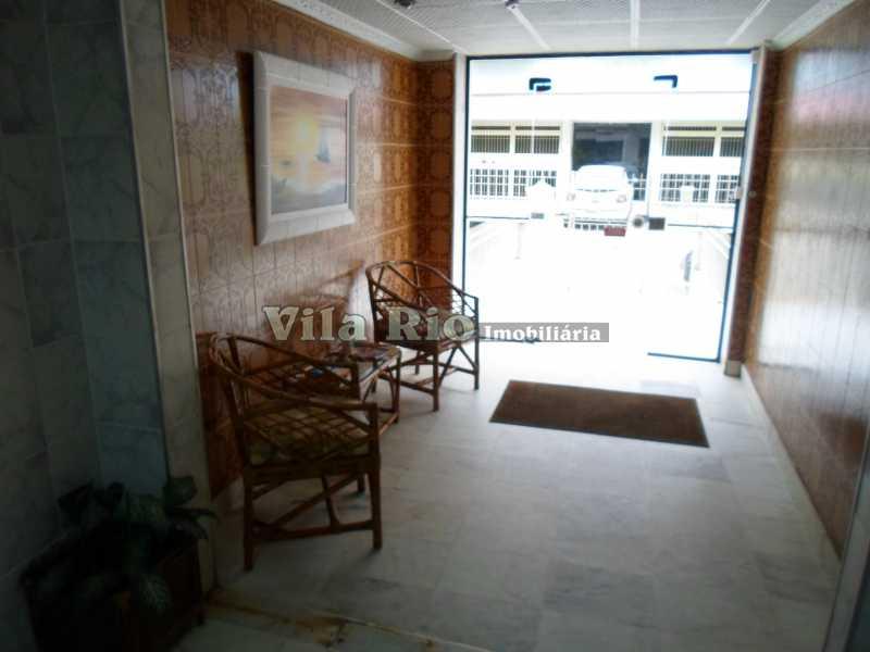 HALL - Apartamento 2 quartos à venda Vista Alegre, Rio de Janeiro - R$ 430.000 - VAP20376 - 20