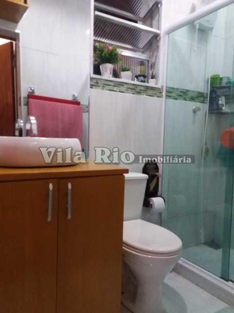 BANHEIRO 1 - Apartamento À Venda - Irajá - Rio de Janeiro - RJ - VAP20381 - 11