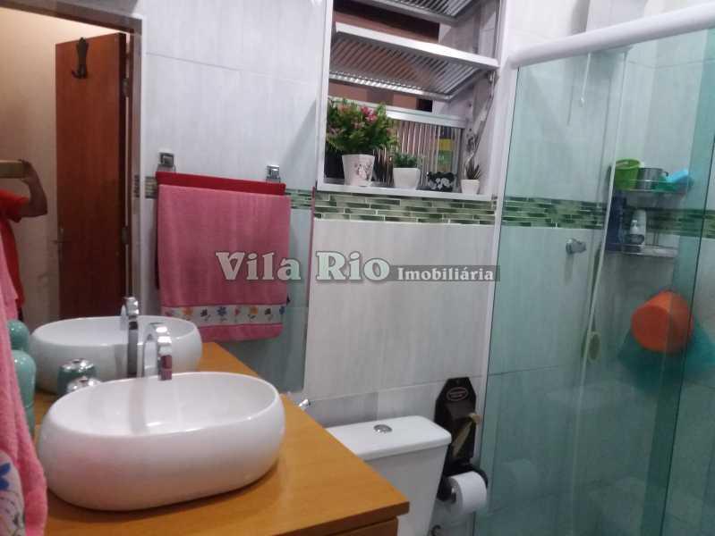 BANHEIRO - Apartamento À Venda - Irajá - Rio de Janeiro - RJ - VAP20381 - 10