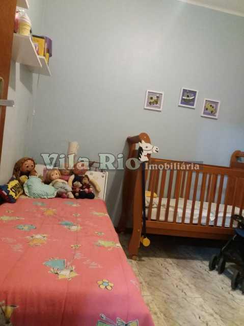 QUARTO1 - Apartamento À Venda - Irajá - Rio de Janeiro - RJ - VAP20381 - 6