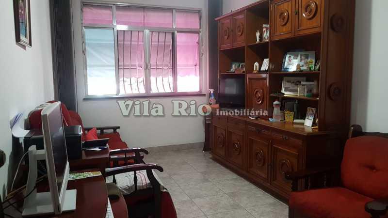 SALA 1 - Apartamento 2 quartos à venda Vista Alegre, Rio de Janeiro - R$ 370.000 - VAP20392 - 1