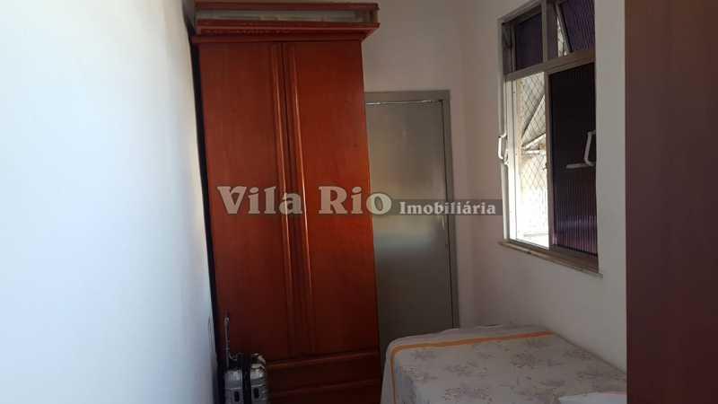 QUARTO 1 - Apartamento 2 quartos à venda Vista Alegre, Rio de Janeiro - R$ 370.000 - VAP20392 - 5