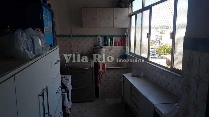 ÁREA 1 - Apartamento 2 quartos à venda Vista Alegre, Rio de Janeiro - R$ 370.000 - VAP20392 - 10
