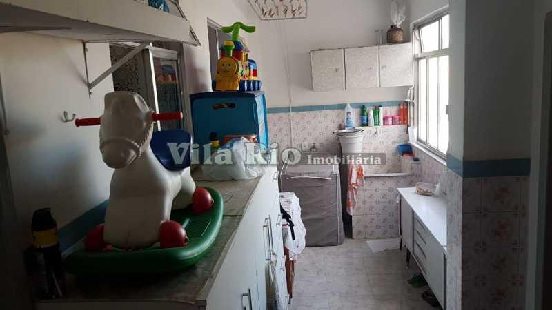ÁREA 2 - Apartamento 2 quartos à venda Vista Alegre, Rio de Janeiro - R$ 370.000 - VAP20392 - 11