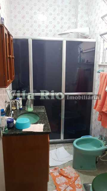 BANHEIRO 1 - Apartamento 2 quartos à venda Vista Alegre, Rio de Janeiro - R$ 370.000 - VAP20392 - 12