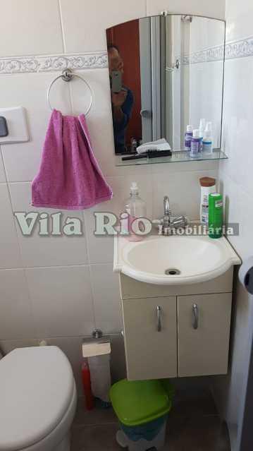 BANHEIRO 2 - Apartamento 2 quartos à venda Vista Alegre, Rio de Janeiro - R$ 370.000 - VAP20392 - 13
