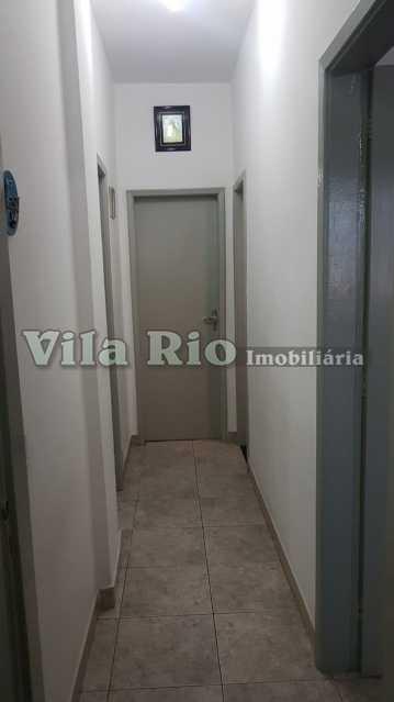 CIRCULAÇÃO - Apartamento 2 quartos à venda Vista Alegre, Rio de Janeiro - R$ 370.000 - VAP20392 - 15