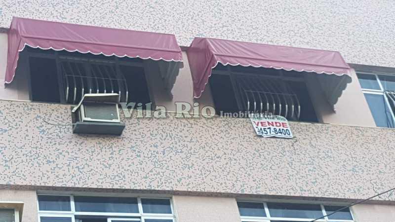 FACHADA 1 - Apartamento 2 quartos à venda Vista Alegre, Rio de Janeiro - R$ 370.000 - VAP20392 - 21