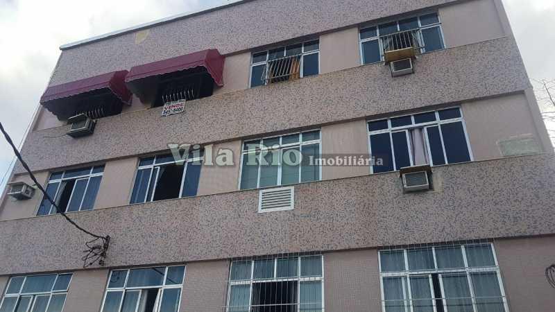 FACHADA 2 - Apartamento 2 quartos à venda Vista Alegre, Rio de Janeiro - R$ 370.000 - VAP20392 - 22