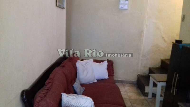 SALA 1 - Casa 4 quartos à venda Braz de Pina, Rio de Janeiro - R$ 298.000 - VCA40026 - 1