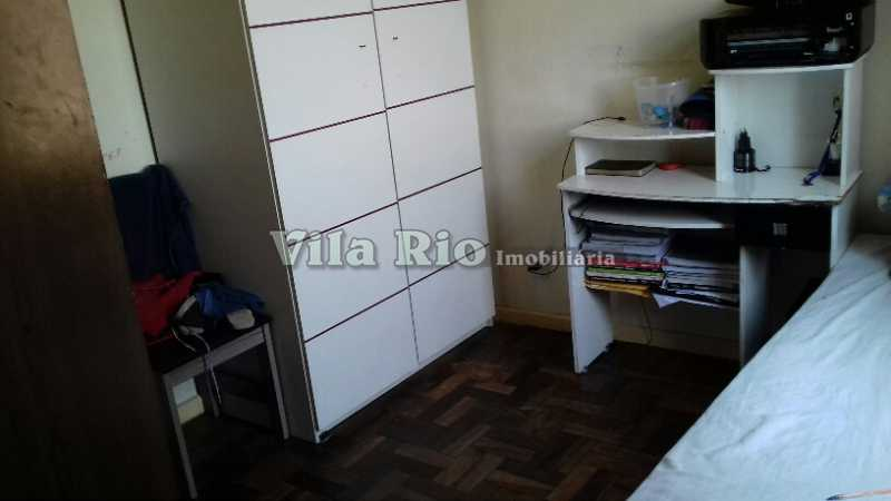 QUARTO 1 - Casa 4 quartos à venda Braz de Pina, Rio de Janeiro - R$ 298.000 - VCA40026 - 4