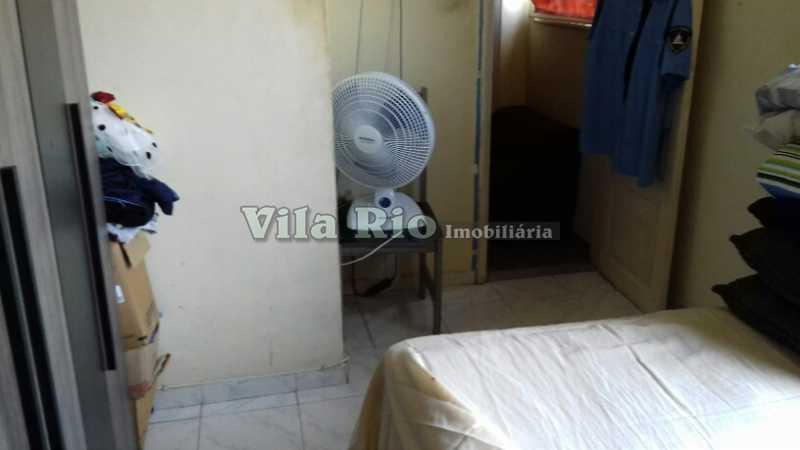 QUARTO 2 - Casa 4 quartos à venda Braz de Pina, Rio de Janeiro - R$ 298.000 - VCA40026 - 5
