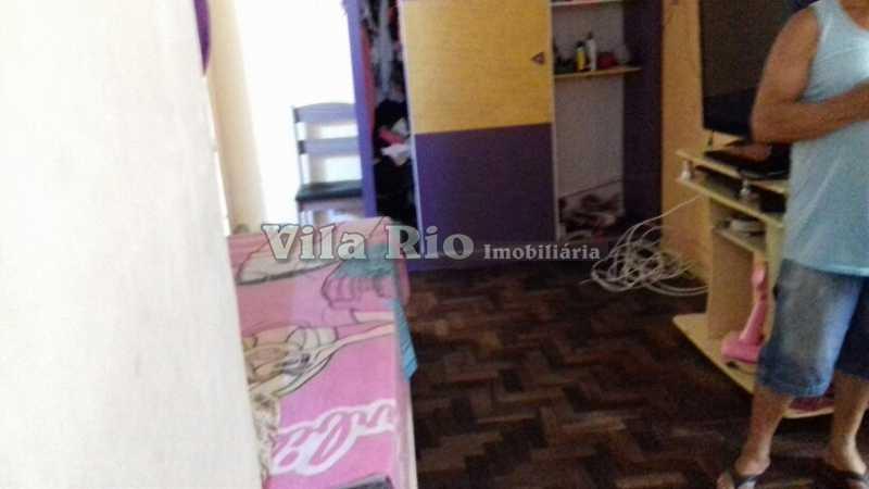 QUARTO 3 - Casa 4 quartos à venda Braz de Pina, Rio de Janeiro - R$ 298.000 - VCA40026 - 6