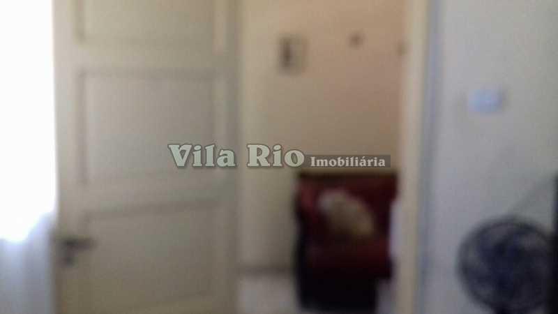 QUARTO 6 - Casa 4 quartos à venda Braz de Pina, Rio de Janeiro - R$ 298.000 - VCA40026 - 9