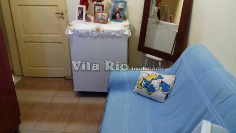 QUARTO 8 - Casa 4 quartos à venda Braz de Pina, Rio de Janeiro - R$ 298.000 - VCA40026 - 11