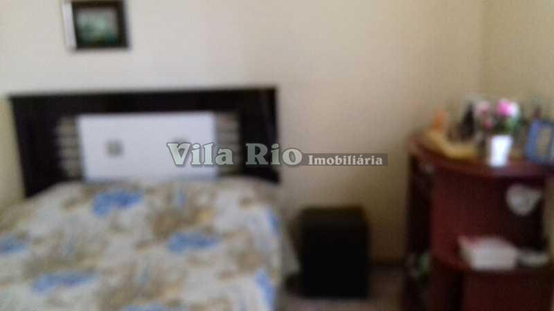 QUARTO - Casa 4 quartos à venda Braz de Pina, Rio de Janeiro - R$ 298.000 - VCA40026 - 12