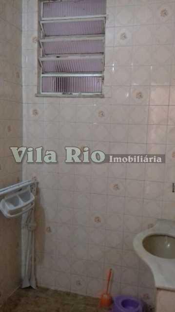 BANHEIRO 1 - Casa 4 quartos à venda Braz de Pina, Rio de Janeiro - R$ 298.000 - VCA40026 - 13