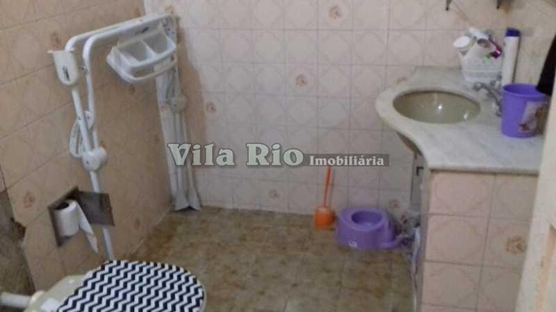 BANHEIRO 2 - Casa 4 quartos à venda Braz de Pina, Rio de Janeiro - R$ 298.000 - VCA40026 - 14