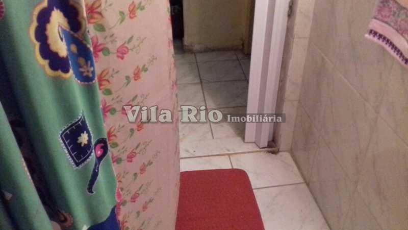 BANHEIRO 4 - Casa 4 quartos à venda Braz de Pina, Rio de Janeiro - R$ 298.000 - VCA40026 - 16