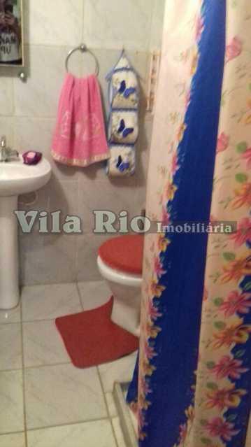 BANHEIRO 5 - Casa 4 quartos à venda Braz de Pina, Rio de Janeiro - R$ 298.000 - VCA40026 - 17