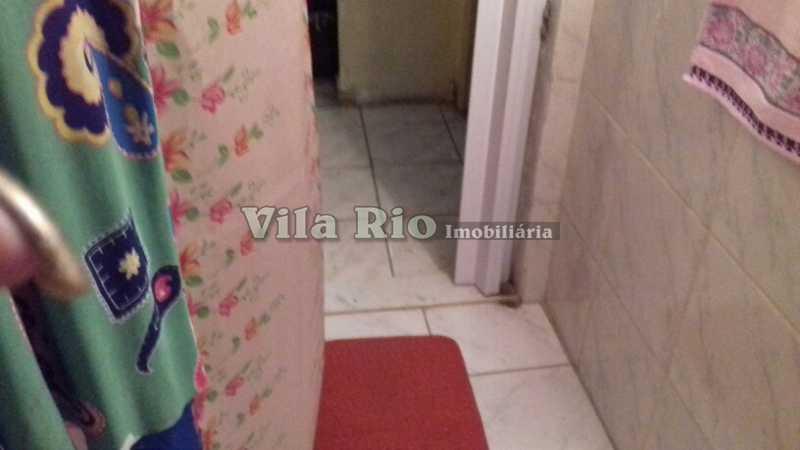 BANHEIRO 6 - Casa 4 quartos à venda Braz de Pina, Rio de Janeiro - R$ 298.000 - VCA40026 - 18